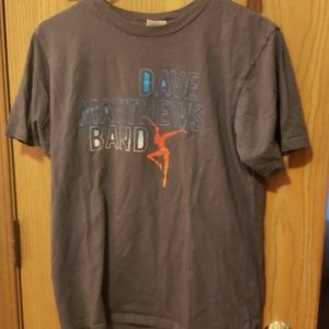 Excellent Condition Dave Matthews Tour Shirt